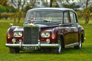 1960 Rolls-Royce Phantom V Park Ward Limousine for Sale