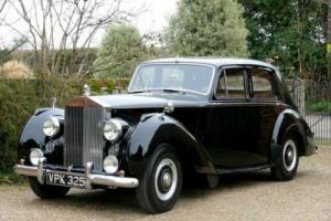 1954 Rolls-Royce Silver Dawn for Sale