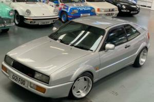 1990 Volkswagen Corrado 1.8 16v 3dr Coupe Petrol Manual for Sale