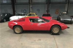 1974 Maserati Merak for Sale
