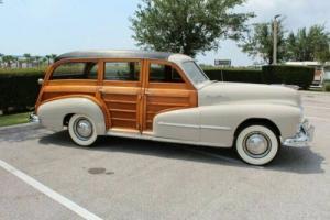 1948 Pontiac Streamliner for Sale