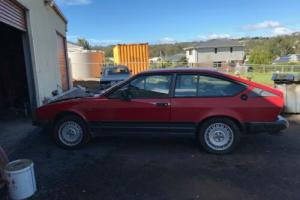 Alfa Romeo GTV6 2.5 coupe, factory stamped oct 1984, australia 4/85. for Sale