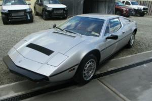 1975 Maserati Merak Leather for Sale
