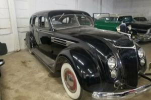 1936 Chrysler Airflow 1936 CHRYSLER AIRFLOW for Sale