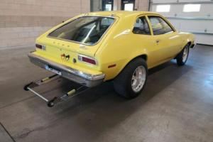 1974 Ford Pinto FULL ROLL CAGE v8 nitrous for Sale
