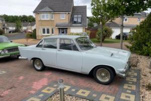ford zodiac dove grey 1962 mk3 classic car for Sale