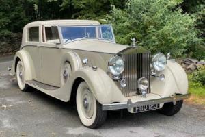 1938 Rolls-Royce Phantom III H.J. Mulliner Sedanca de Ville for Sale