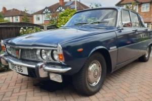 1969 Rover 3500 Auto P6 for Sale
