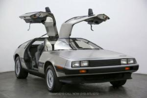 1983 DeLorean DMC-12 for Sale