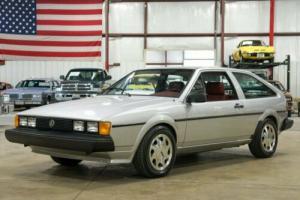 1982 Volkswagen Scirocco for Sale