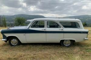 Ford Zephyr Zodiac mk 2 estate classic car for Sale