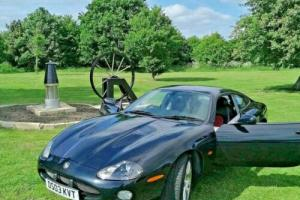 2003 JAGUAR XKR COUPE AUTO LOW MILEAGE FULL JAG SERVICE HISTORY 4.2 SUPERCHARGED for Sale