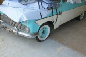 ford zodiac mk 2 1956 classic car barn / shed find for Sale