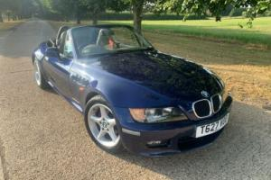 **STUNNING** 1999 BMW Z3 2.8 MANUAL **FULL HISTORY**3 OWNERS**NEW MOT** for Sale