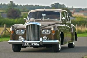 1963 Bentley S3 Standard Steel Saloon for Sale