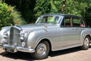 1957 BENTLEY S1 Mulliner special six light 1 of only12 built for Sale