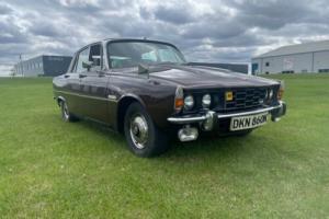 Rover P6 3500 Auto, 12 months MOT for Sale