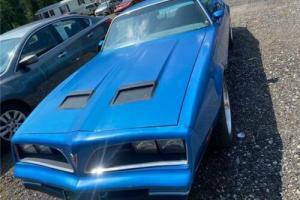 1978 Pontiac Firebird formula for Sale