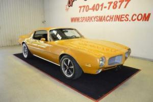 1971 Pontiac Firebird for Sale