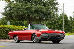 1962 Ford Thunderbird Sports Roadster for Sale