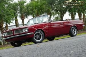 1963 Pontiac Tempest Convertible for Sale