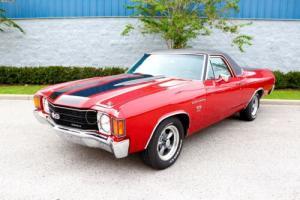1972 Chevrolet El Camino SS 454 Big Block   Restored   120+ HD Pictures for Sale