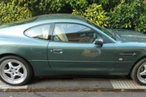 Aston Martin DB7 I6 1996 - Barn Find for Sale