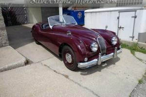 1955 Jaguar XK140 for Sale