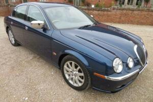 JAGUAR S-TYPE 4.0LTR V8 AUTO 2002 COVERED 21K MILES  1 OWNER FROM NEW for Sale