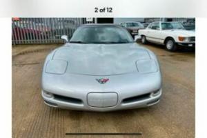 2004 Chevrolet Corvette C5 Targa Top 5.7 V8 Low Miles very long mot for Sale