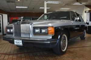 1985 Rolls-Royce Silver Spirit/Spur/Dawn for Sale