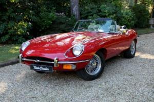 1969 Jaguar E-Type Roadster S2 for Sale