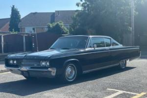 1968 Chrysler Newport 2 door coupe LHD Black 96k miles MOT til June 2022! for Sale