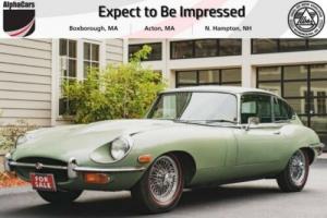 1969 Jaguar E-Type XK-E 2+2 Series 2 for Sale