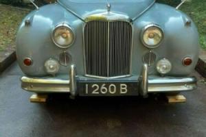 1960 Jaguar Mark IX for Sale