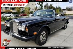 1980 Rolls-Royce Corniche for Sale