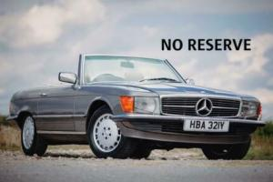 Mercedes-Benz 500SL - No Reserve - Iconic German Classic for Sale