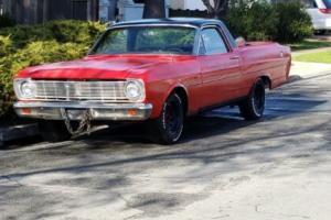 1966 Ford Ranchero chrome for Sale