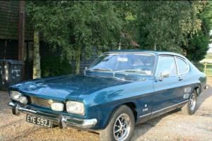 Ford Capri Mk1 2.0 GT XLR: in Unrestored Original condition! Mileage 21,360 !! for Sale