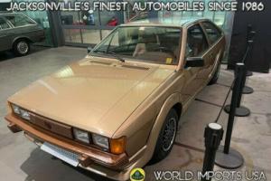 1982 VOLKSWAGEN Scirocco GTI - (COLLECTORS SERIES) for Sale