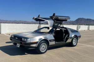 1981 DeLorean DMC-12 DeLorean for Sale