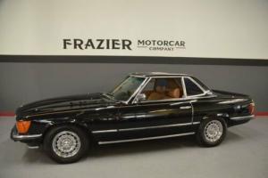 1984 Mercedes-Benz 500SL for Sale