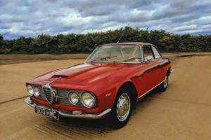 1963 ALFA ROMEO 2600 SPRINT by BERTONE for Sale