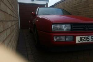 Volkswagen corrado g60 supercharged easy project for Sale