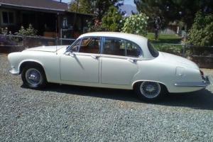 1967 Jaguar 420 1967 JAGUAR 420 REBUILT SUSPENSION AND BRAKES for Sale