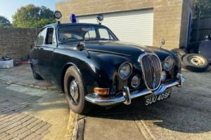 Jaguar S-Type Metropolitain Police Area Car 1967 for Sale