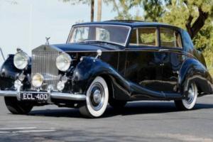 1951 Rolls-Royce Silver Wraith for Sale