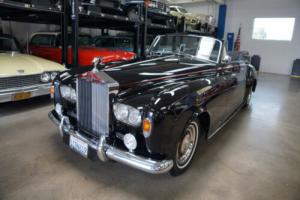 1965 Rolls-Royce Silver Cloud III Drophead Coupe Convertible for Sale