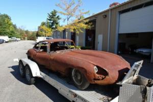 1963 Jaguar E-Type Series I XKE for Sale