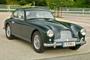 1954 Aston Martin DB2/4 Left Hand Drive Manual Coupe for Sale